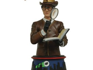 Batman 1966 TV Series Bookworm Mini-Bust