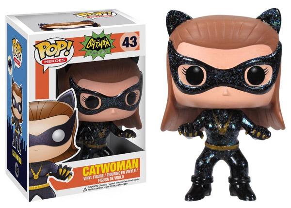 Batman 1966 TV Series Catwoman Pop Vinyl Figure