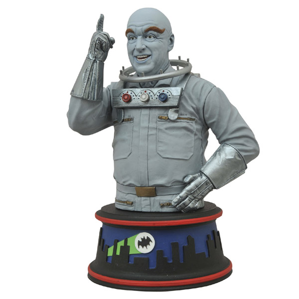 Batman 1966 TV Series Mr Freeze Bust