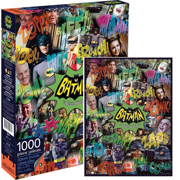 Batman 1966 TV Series Puzzle