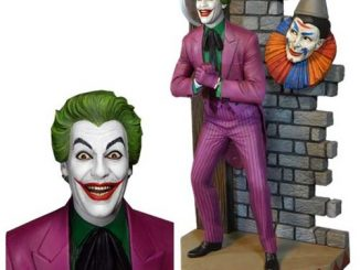 Batman 1966 TV Series The Joker Maquette Statue