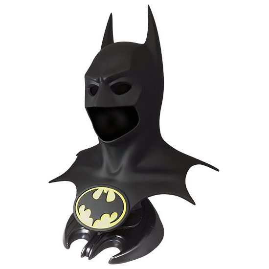 Batman 1989 Movie Cowl Prop Replica