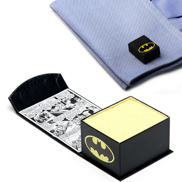 Batman 4GB USB Cufflinks