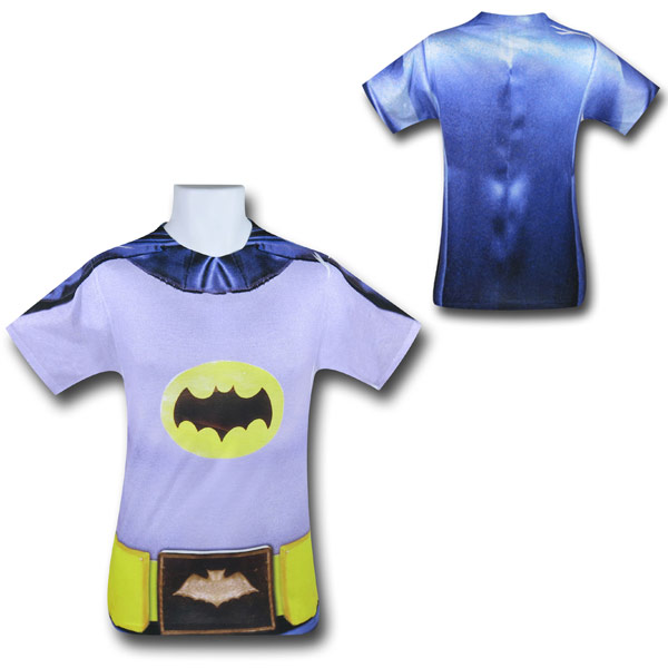 Batman 60s TV Sublimated Costume Shirt