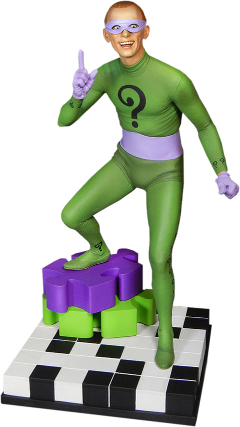 Batman 66 Riddler Maquette