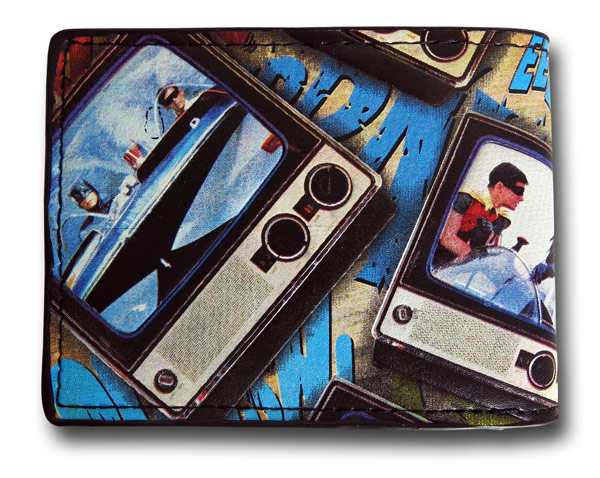 Batman 66 TV Screen Wallet