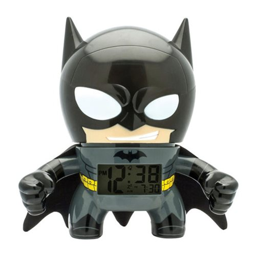 Batman 7 1 2-Inch Bulb Botz Clock