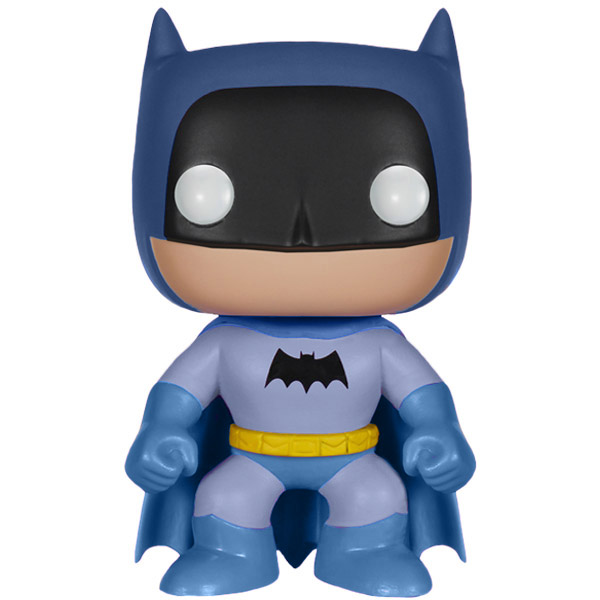 Batman 75th Anniversary Blue Rainbow Batman Pop Vinyl Figure