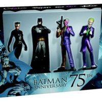 Batman 75th Anniversary Figurine Box Set