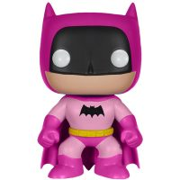 Batman 75th Anniversary Pink Rainbow Batman Pop Vinyl Figure