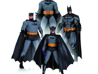 Batman 75th Anniversary Set 1 Action Figure 4-Pack