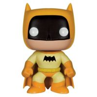 Batman 75th Anniversary Yellow Rainbow Batman Pop Vinyl Figure