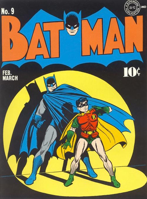 Batman 9 Comic Book