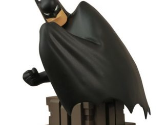 Batman Animated Series Batman Logo Bust