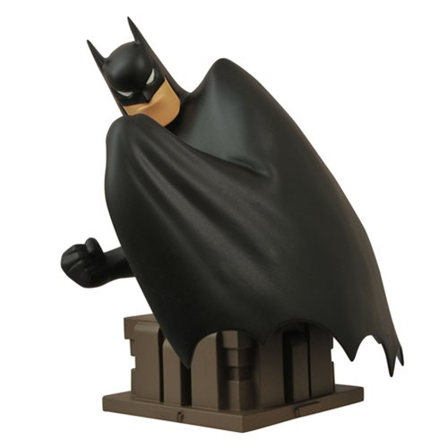Batman Animated Series Batman Logo Bust
