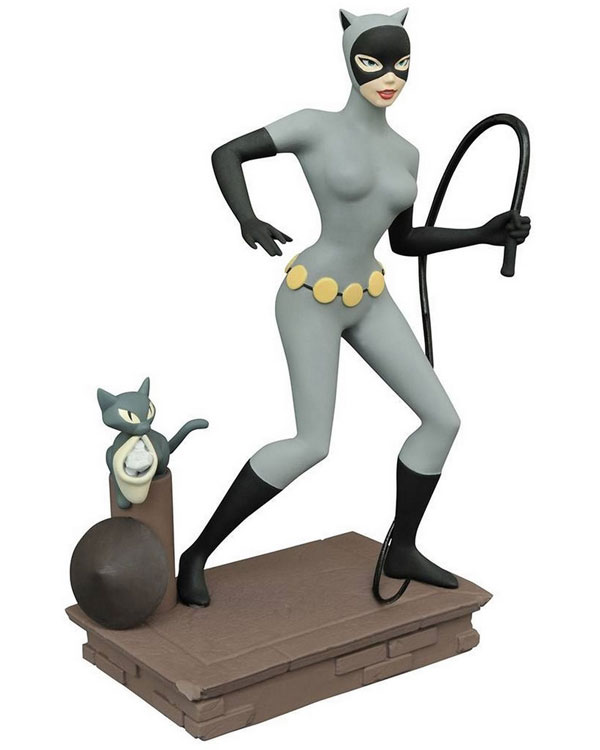 Batman Animated Series Femme Fatales Catwoman Statue