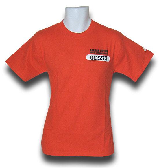 Batman Arkham Asylum Inmate T-Shirt