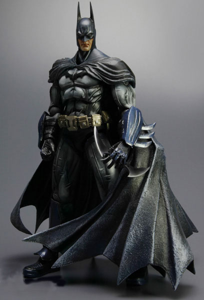 Batman Arkham Asylum Play Arts Kai Action Figure