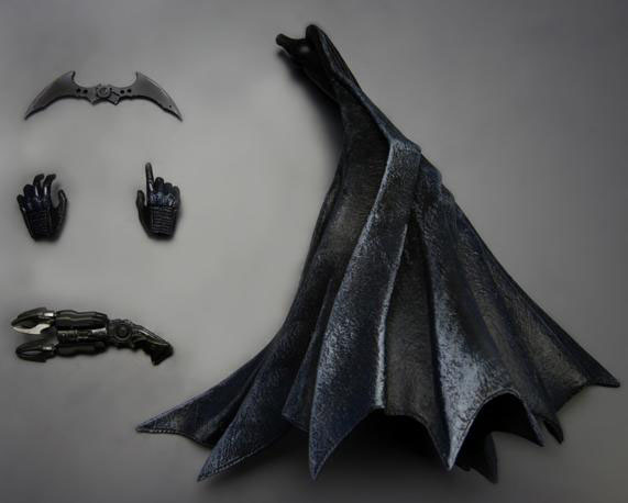 Batman Arkham Asylumi Action Figure