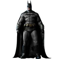 Batman Arkham City Figure