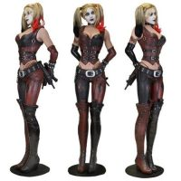 Batman Arkham City Harley Quinn Life-Size Statue Foam Prop Replica