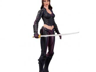 Batman Arkham City Series 4 Talia al Ghul Action Figure