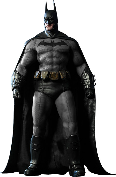 Batman Arkham City Sixth-Scale Figure