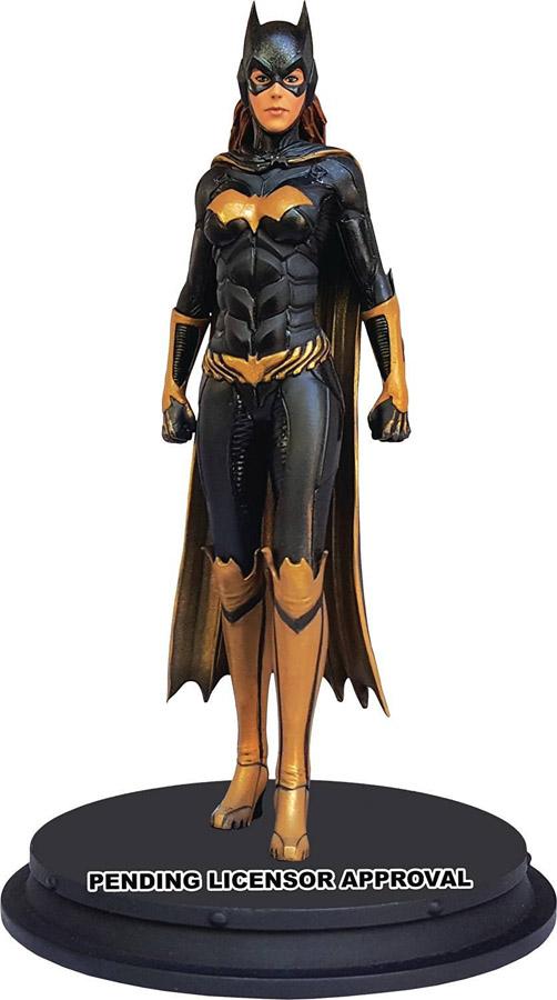 Batman Arkham Knight Batgirl Paperweight Statue