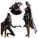 Batman Arkham Knight Batgirl Play Arts Kai Action Figure small