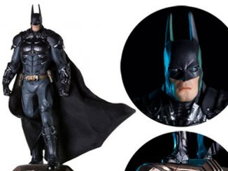 Batman Arkham Knight Batman Deluxe 1 10 Scale Statue