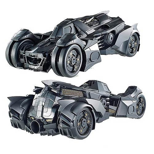 Batman Arkham Knight Batmobile 1-18 Scale Hot Wheels Elite Cult Classics Die-Cast Vehicle