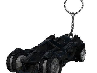 Batman Arkham Knight Batmobile Key Chain