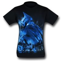Batman Arkham Knight Dark Storm T-Shirt