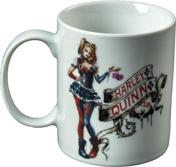 Batman Arkham Knight Harley Quinn Mug