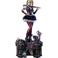 Batman Arkham Knight Harley Quinn Polystone Statue