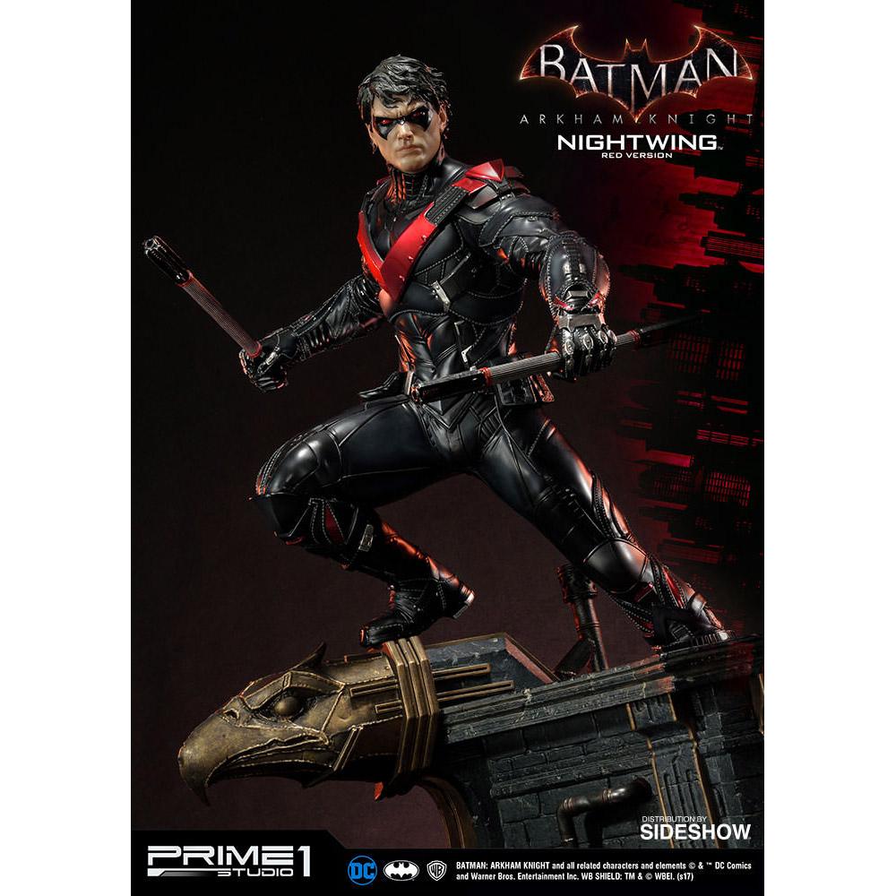 Batman: Arkham Knight Nightwing (Red Version) Statue