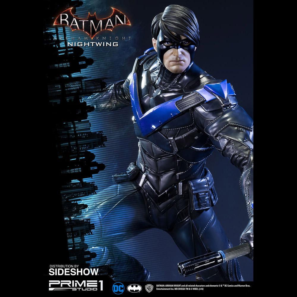 Batman: Arkham Knight Nightwing Statue