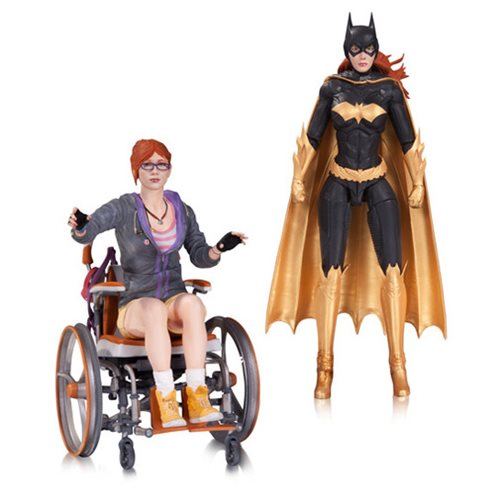 Batman Arkham Knight Oracle Action Figure 2-Pack