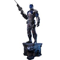 Batman Arkham Knight Polystone Statue 10