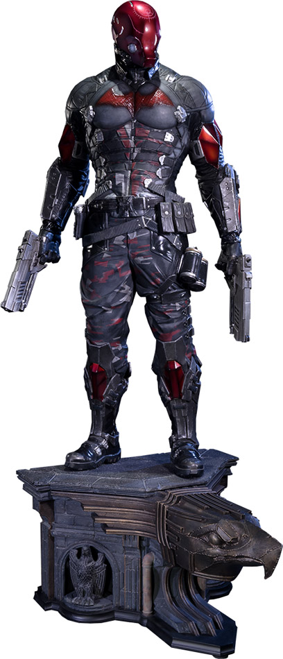 batman-arkham-knight-red-hood-polystone-statue