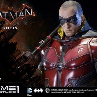 Batman Arkham Knight Robin Polystone Statue 15