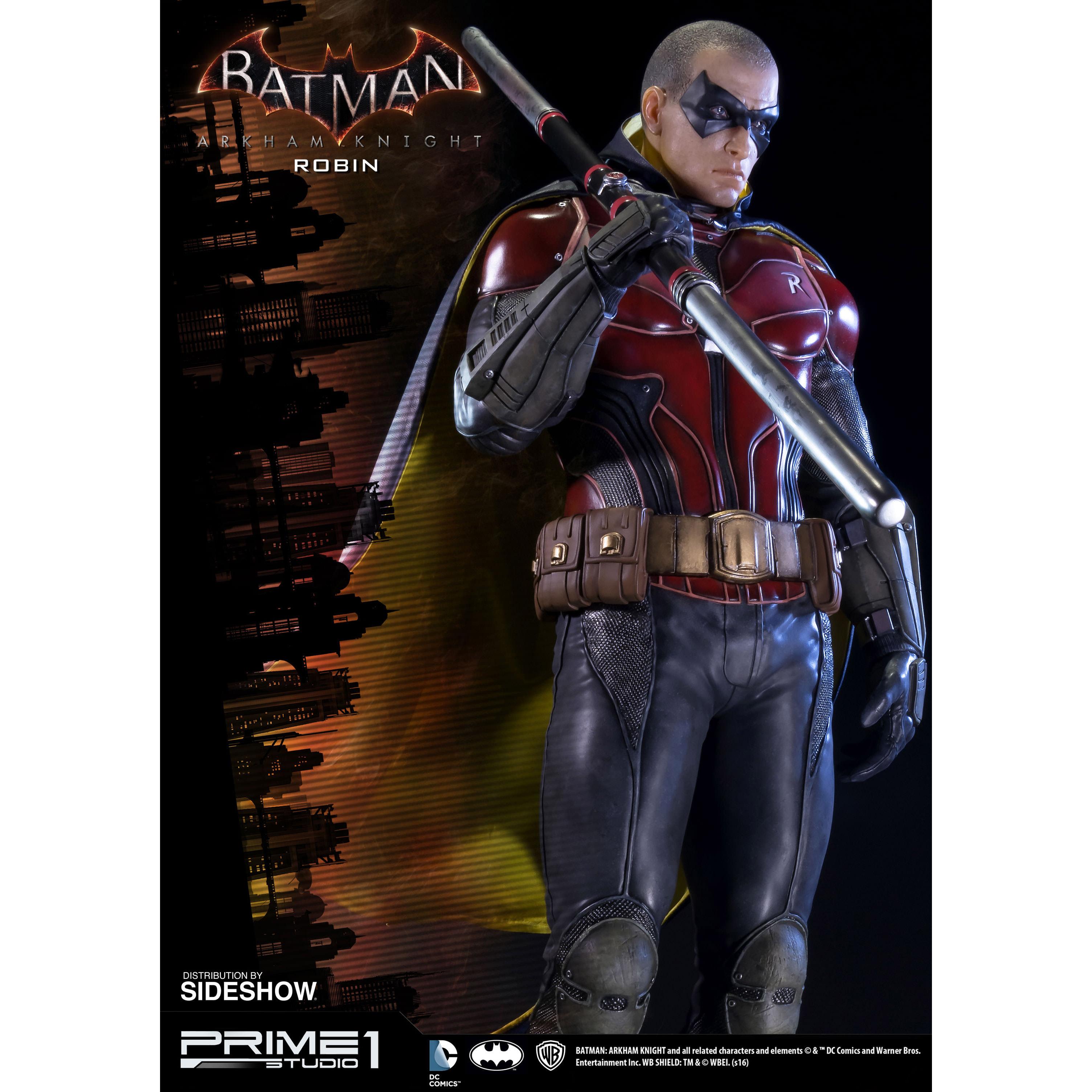 Batman arkham knight robin