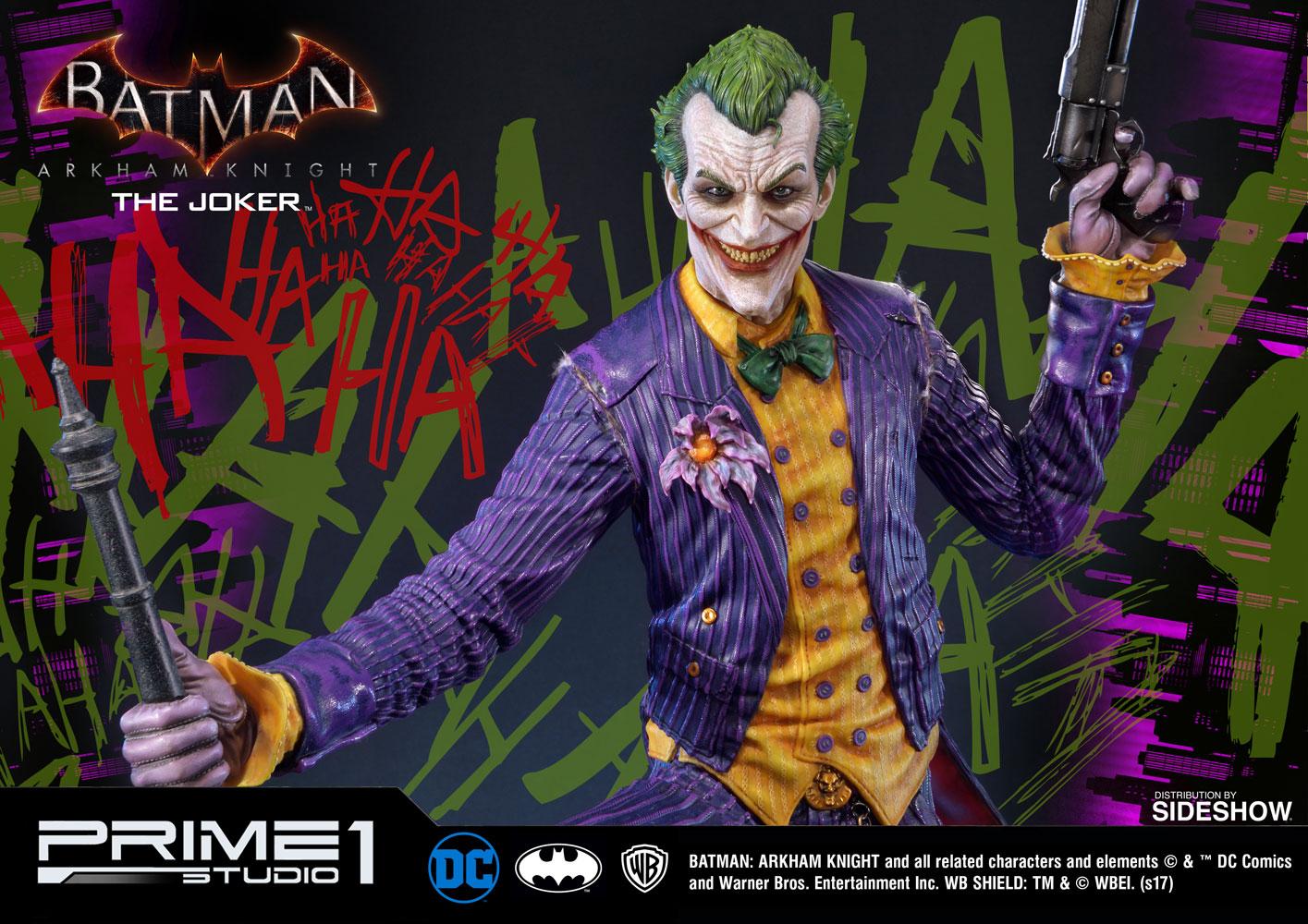 Batman Arkham Knight Joker
