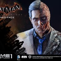 Batman Arkham Knight Two-Face Polystone Statue 13