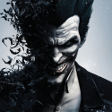 Batman Arkham Origins Joker With Bats Poster