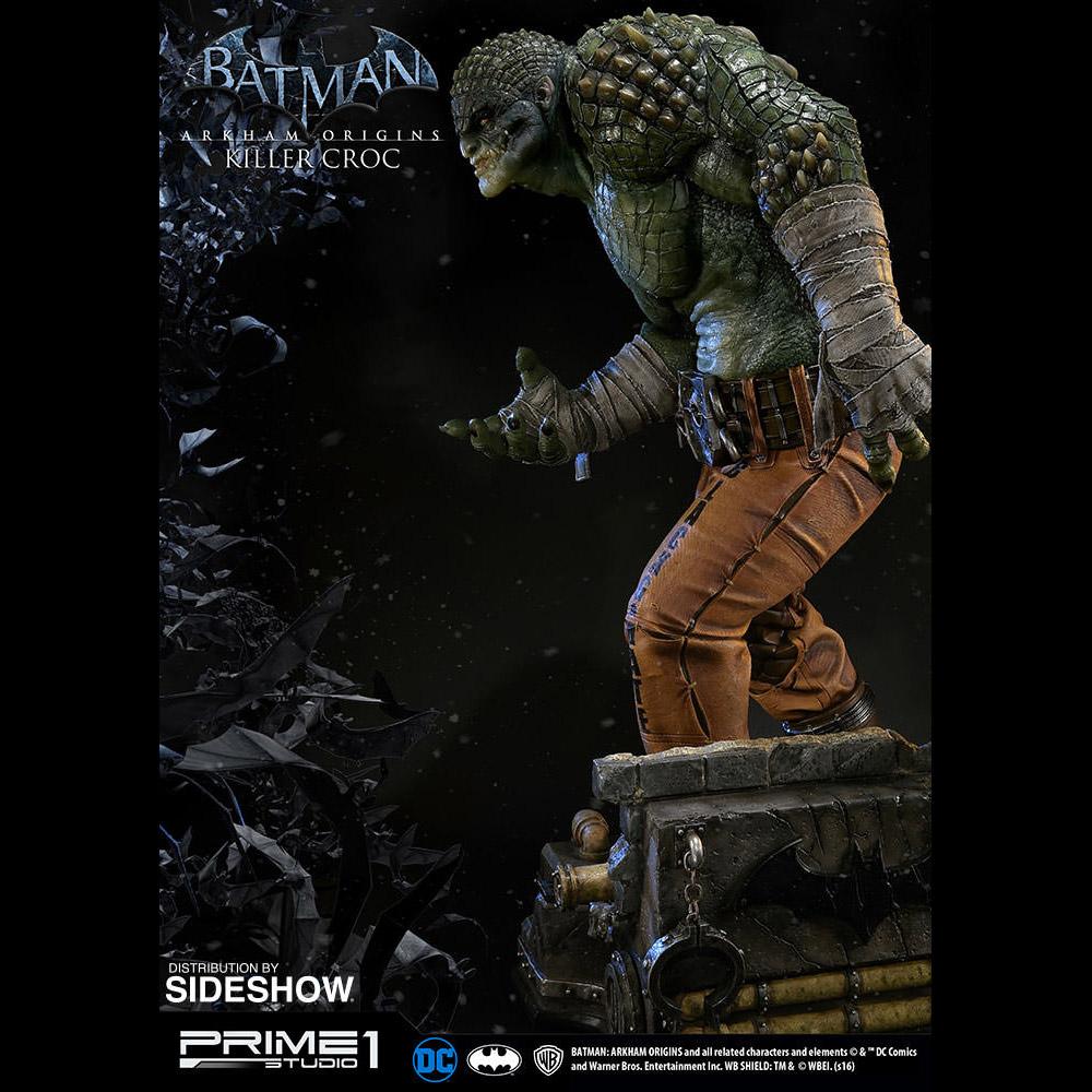 Arkham Origins Killer Croc Figure