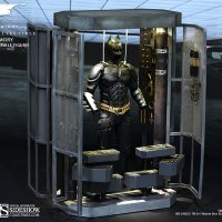 Batman Armory Open