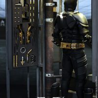 Batman Armory Rear View