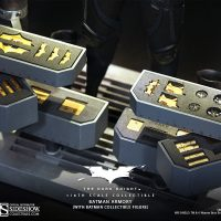 Batman Armory Weapon Cases