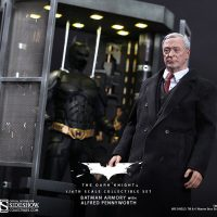 Batman Armory With Alfred Pennyworth Sixth Scale Figure